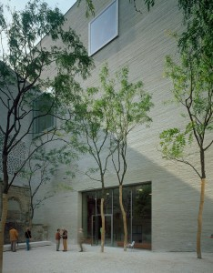 Peter Zumthor, Kunstmuseum Kolumba, Köln 1997–2007, Foto: Roland Halbe