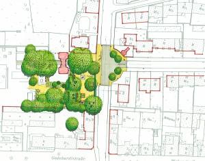 Von-Alten-Garten, Hannover Linden-Mitte, Planung: Andreas Ackermann Landschaftsarchitekt