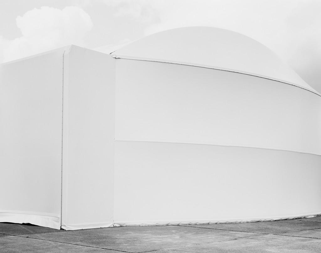 Andreas Gehrke, NUK Flughafen Tempelhof, Mehrzweckhalle, 2016