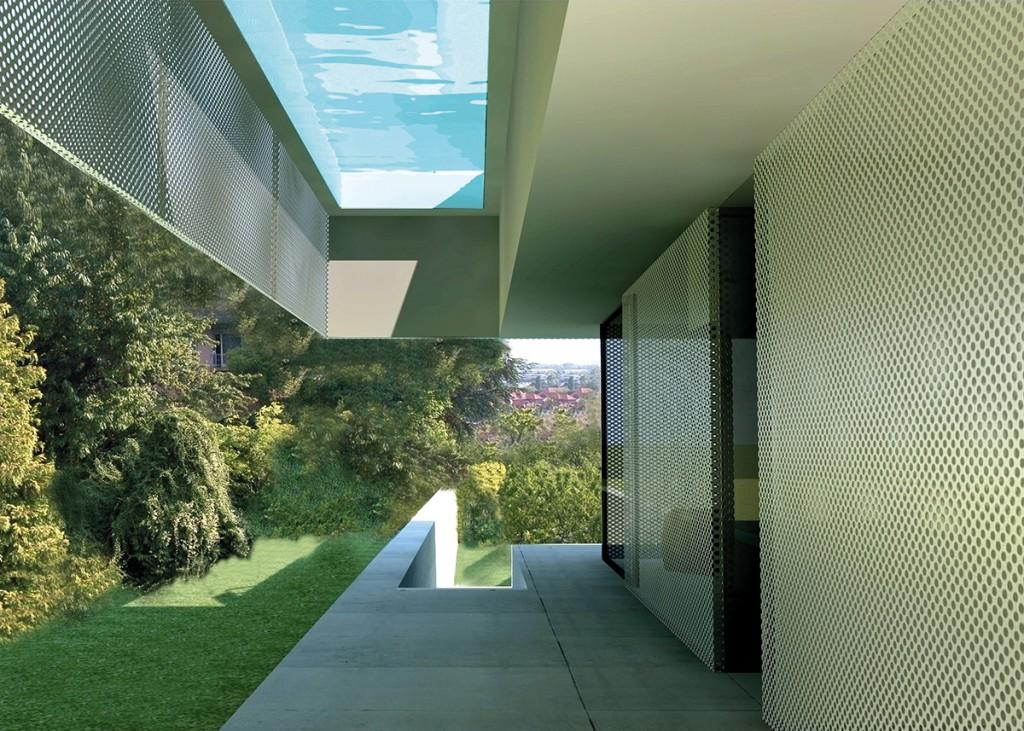 "Atelier Zafari, ""House one to five"", Heidelberg 2016 ff., Abb.: Zafari"