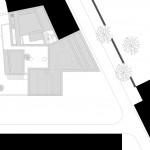 Atelier Zafari, Wohnen an der Stadtmauer, Berlin 2012–2014, Grundriss, Abb.:  Zafari