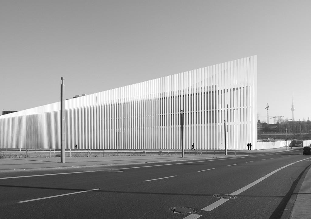 Atelier Zafari, Haus der Zukunft Berlin, Wettbwerb, Berlin 2012, Abb: Zafari