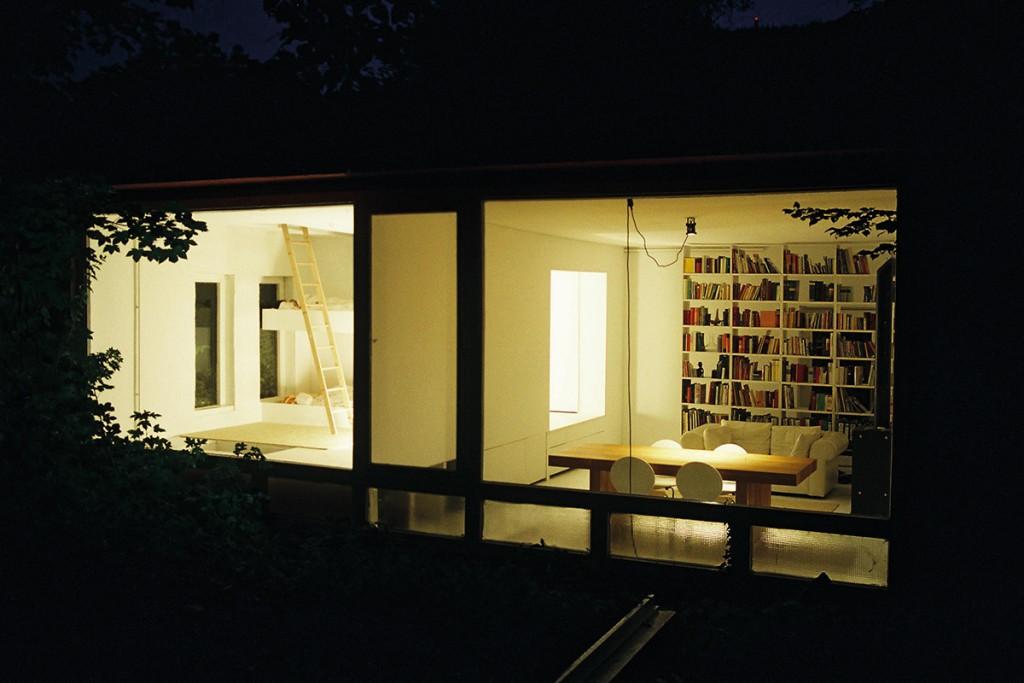 Atelier Zafari, Minimalwohnung, Heidelberg 2006, Foto: Zafari
