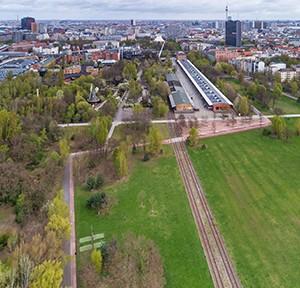Park am Gleisdreieck, Berlin, Foto: A. Savin