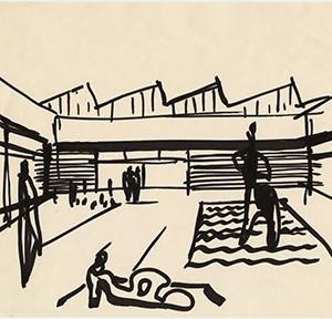 Werner_Duettmann_Akademie_der_Kuenste_Filzstift_auf_Papier_1958-60_teaser