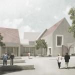 dury et hambsch architektur BDA, Neue Mitte Birkweiler, Nutzungskonzeption, Birkweiler 2013, Abb.: dury et hambsch