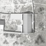 dury et hambsch architektur BDA, Umnutzung Scheune, Göcklingen 2017 ff., Aufsicht, Abb.: dury et hambsch