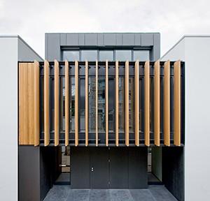 pasel kuenzel architects_Wohnhaus Nieuw Leyden_2017_Teaser 01_Abb pka