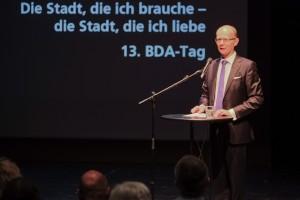 BDA Tag 2017, Foto: Till Budde