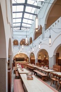 Hild und K Architekten, Gaststätte Donisl, München 2013–2015, Foto: Michael Heinrich