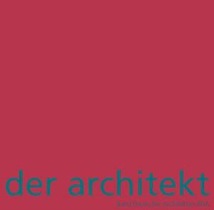 Was Ist Ein Architekt was ist ein architekt trendy machus wie alex with was ist ein