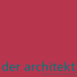 jahresinhaltsverzeichnis bda der architekt. Black Bedroom Furniture Sets. Home Design Ideas