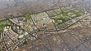AS+P Albert Speer + Partner, Action Area Plan for Transit Oriented Development (T.O.D.), Riad 2013 – 2014, Abb.: AS+P Albert Speer + Partner