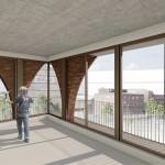 Wirth=Architekten BDA, Carlskaskade, Wettbewerb, Bremen 2017, Abb.: Wirth