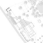 Wirth=Architekten BDA, Remisenpavillon, Affinghausen 2015, Lageplan, Abb.: Wirth