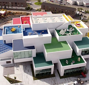 LEGO-House Architekten: BIG – Bjarke Ingels Group