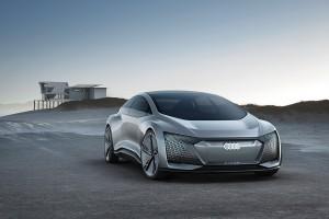 Audi Aicon, Foto: Audi