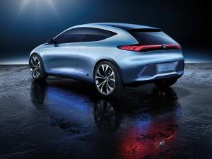 Mercedes-Benz Concept EQ, Foto: Daimler