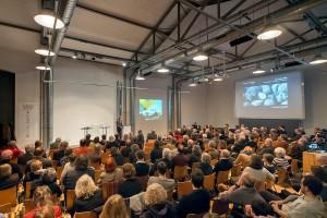 22. Berliner Gespräch des Bundes Deutscher Architekten BDA am Samstag, den 2. Dezember 2017, im Deutschen Architektur Zentrum DAZ in Berlin