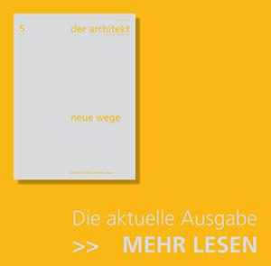 Architektur Studieren Kã¶ln | Bda Der Architekt Bund Deutscher Architekten