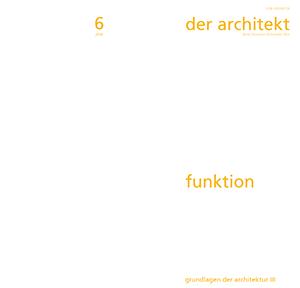 Funktion bda der architekt for Architekt voraussetzungen