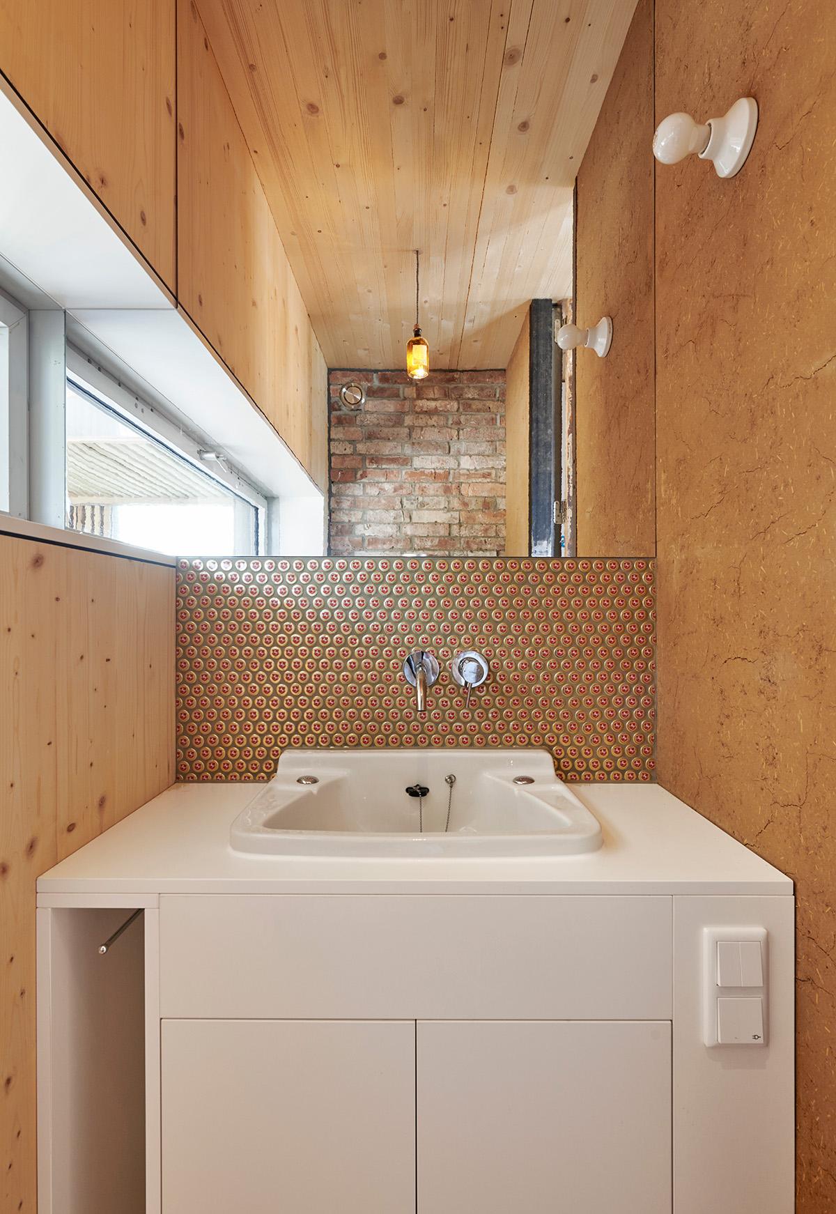 Cityförster architecture+urbanism, Recyclinghaus Hannover-Kronsberg, 2015 – 2019