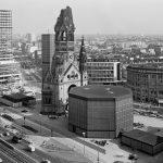 Egon Eiermann, Kaiser Wilhelm Gedächtniskirche, Berlin 1963, Foto: saai, Horstheinz Neuendorff