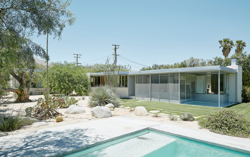 Richard Neutra, Miller House, Palm Springs, 1936/37. Foto: David Schreyer