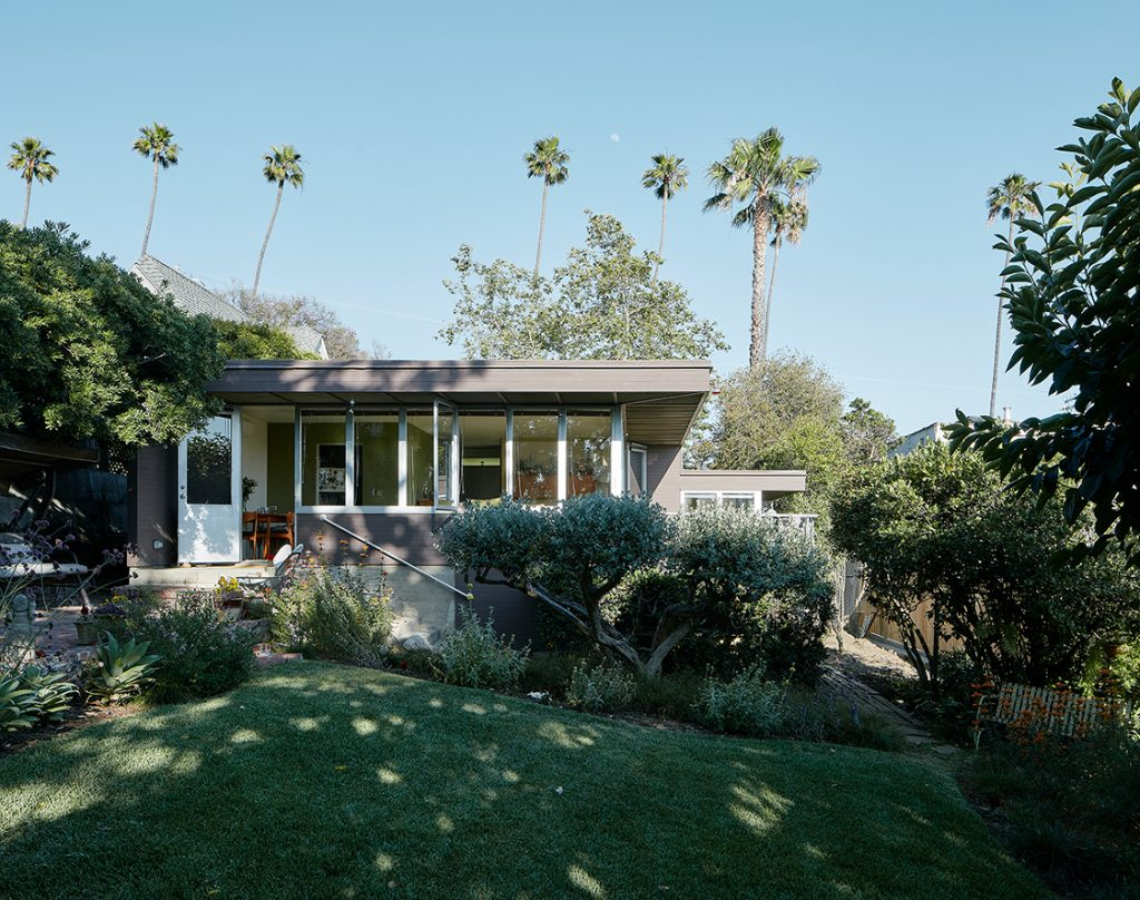Richard Neutra, McIntosh House, Silver Lake, Los Angeles 1937–1939. Foto: David Schreyer