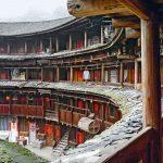 Tulou, China, Foto: Christian Schittich