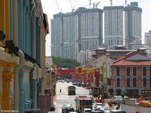 ARC Studio Architecture + Urbanism, Pinnacle @ Duxton, Singapur 2005–2009, Foto: Stefan Rettich