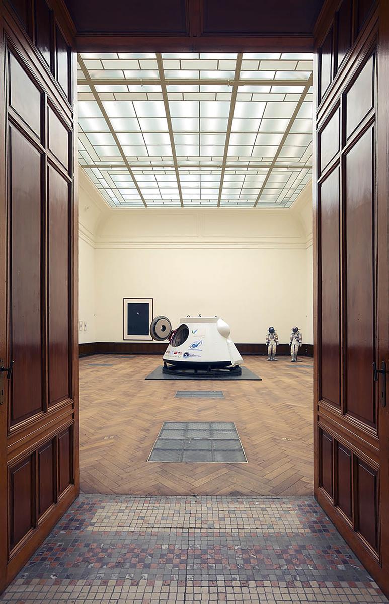 smo architekten, Auktionshaus Lempertz, Brüssel 2012–14, Foto: Rainer Mader