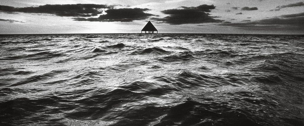Hannsjörg Voth, Boot aus Stein, 1978-81, Fotografie: Ingrid Amslinger, ©VG Bild-Kunst, Bonn 2020