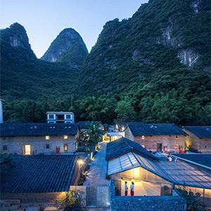 Yun House Boutique Eco-Resort von Ares Partners + Atelier Liu Yuyang Architects Foto: Tian Fangfang