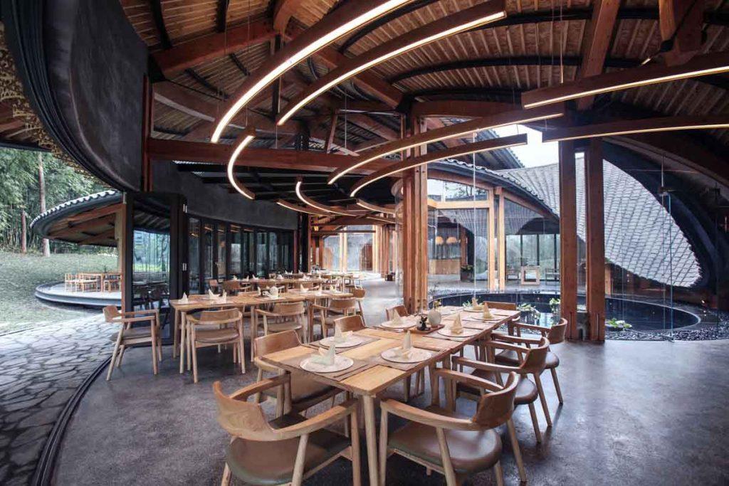 Daoming Bamboo Craft Village von Archi-UnionArchitecture Design, Foto: Bian Lin