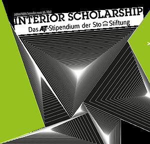 Interior Scholarship 2020/21 AIT-Stipendium für Innenarchitektur