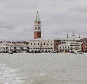 Ansicht von Venedig, Foto: Alexander Stumm