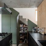 Buero Kofink Schels, House with two columns, Polling 2017 – 2019, Foto: Simon Jüttner