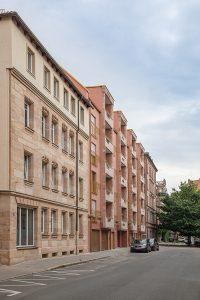 Hild und K Werderstraße, Nürnberg, Foto: Michael Heinrich