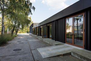 Tanja Lincke Architekten, Atelier Anselm Reyle, Foto: Marcus Ebener
