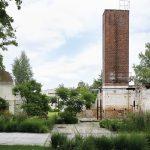 Tanja Lincke Architekten mit Anselm Reyle, Ruinengarten, Fotos: Noshe