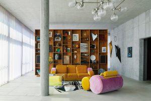 Tanja Lincke Architekten, Haus an der Spree, Berlin 2014–2017, Fotos: Noshe