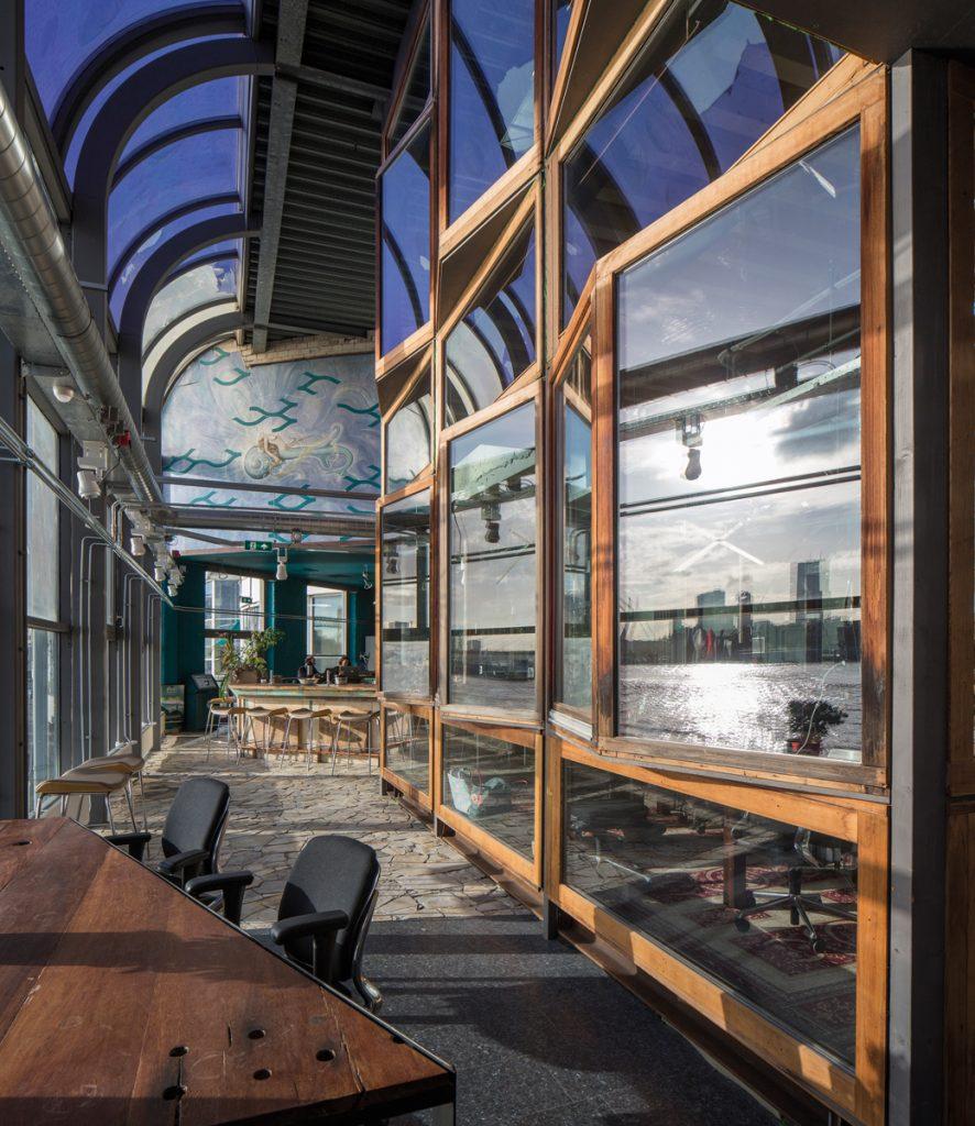 Superuse, BlueCity, Rotterdam, Niederlande, seit 2017, Foto: Frank Hanswijk