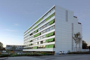 Wohnhaus Diener-Areal, Zürich-Schwamendingen, Foto: Roger Frei