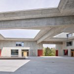 Schulanlage Schauenberg, Zürich-Affoltern, Foto: Roland Bernath