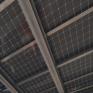 Photovoltaik als teiltransparente Dachlösung