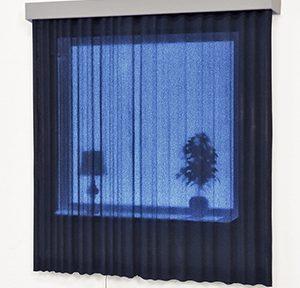 Curtain, Maurice van Tellingen, 2019, Foto: via architekturschaufenster e.V.