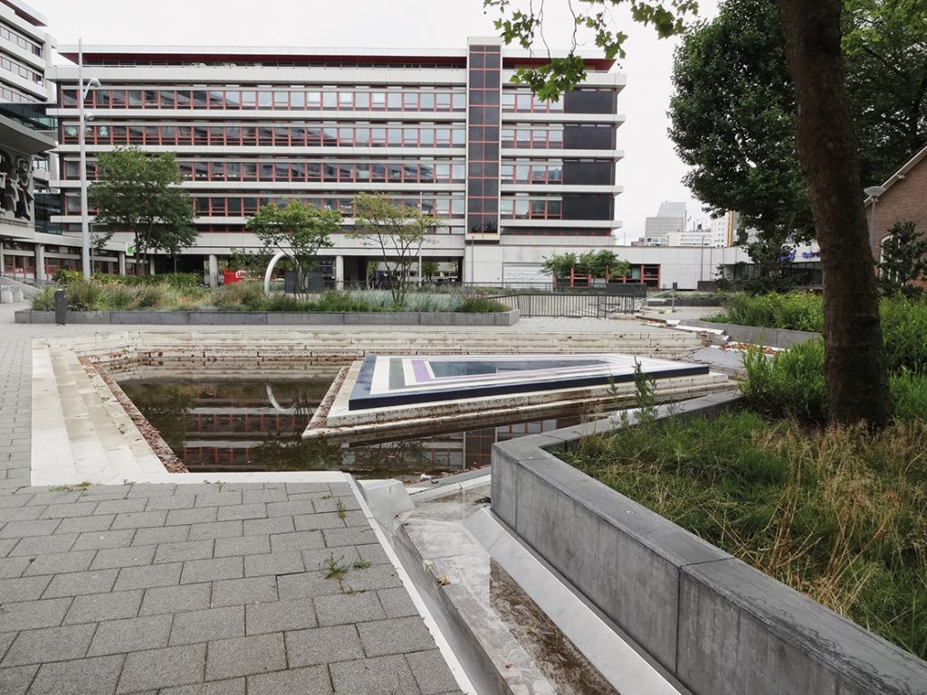 Benthemplein, Rotterdam, Niederlande, Fotos: Constanze Petrow