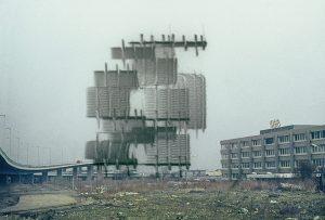 Otto Beckmann, Imaginäre Architektur Fotomontage, 1977-1980 Abb.: Archiv Otto Beckmann