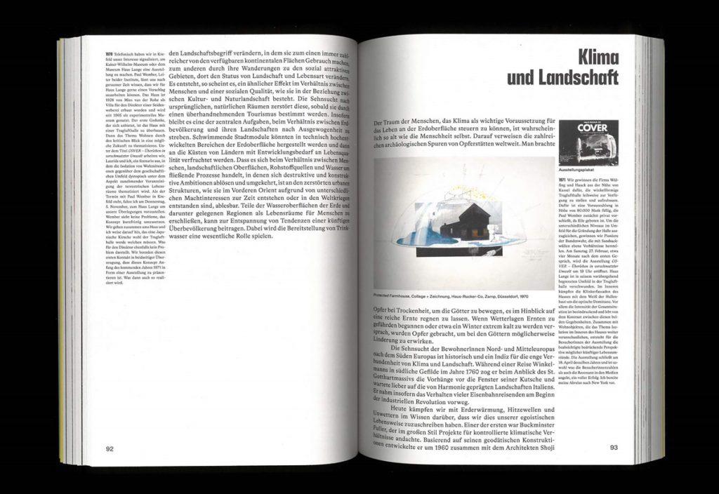 Zamp Kelp: Luftschlosser, hrsgg. v. Ludwig Engel, Spector Books, Leipzig 2020